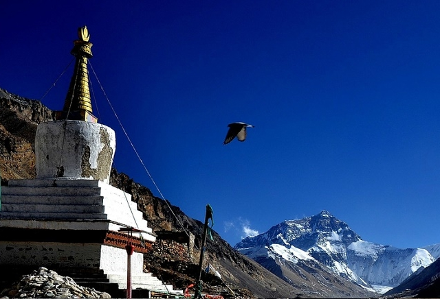 12 Days Tingri to Everest Base Camp Trekking Tour Photos