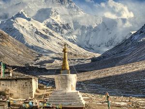 Everest Base Camp to Lhasa Overland Tour Photos