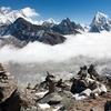 Everest From Gokyo Ri - Nepal