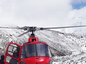 Everest Base Camp Helicopter Tour Fotos