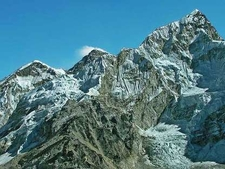 Everest In Kalapathar