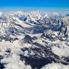 Everest Range In Sagarmatha NP Nepal