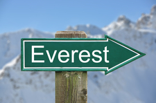 Everest This Way - Nepal