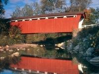 Everett Carretera Puente cubierto