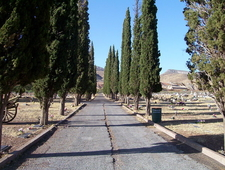 Evergreen Cementery Bisbee