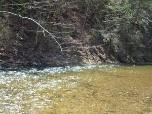 Evitts Creek