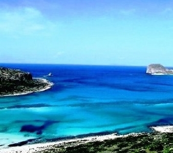 Excursion Gramvousa Balos Crete