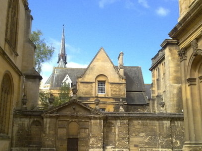 Viewed From The Divinity School