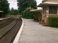 Exeter Railway Station