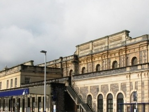 Exeter St Davids estación de tren