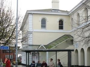 Exeter St Thomas estación de tren