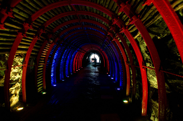 Salt Cathedral in Zipaquira Photos