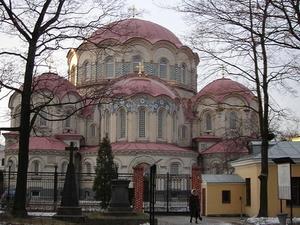 Cementerio Novodevichy San Petersburgo