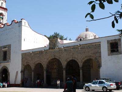 Ex Monastery Zinacantepec