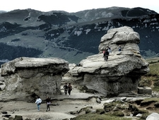 Exploring Bucegi Natural Park In Carpathians
