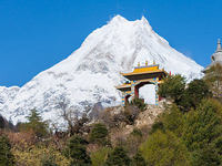 Manaslu Expedition 2014
