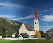 Expositurkirche Hl. Josef, Bach-Stockach, Austria