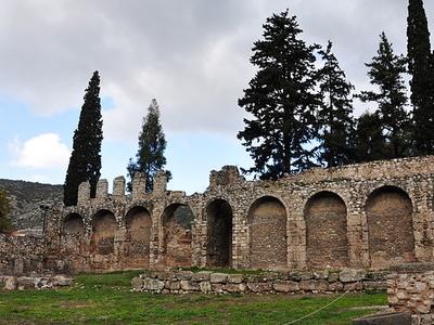 External Wall Dafni