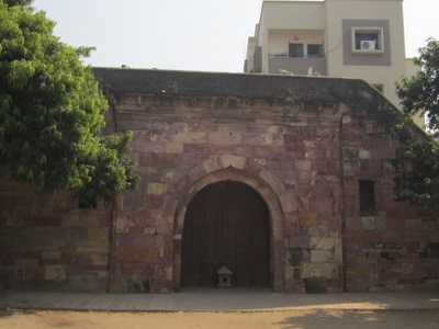 Place Where Vijaya Dashami Shakha Is Organised.