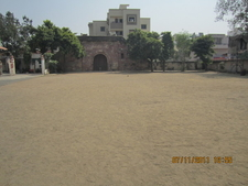 A Historic Place Where First \\\'shakha\\\' Was Organised.