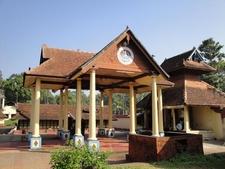 Vazhappally Temple