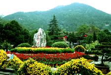 A View Of Huaqing Palace, Near Huaqing Hot Springs