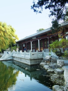 The Traditional He Tang Yue Se