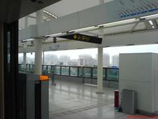 Jiangyue Road Station