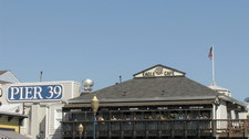The Pier 39 Sign