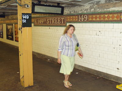East 149th Street Station