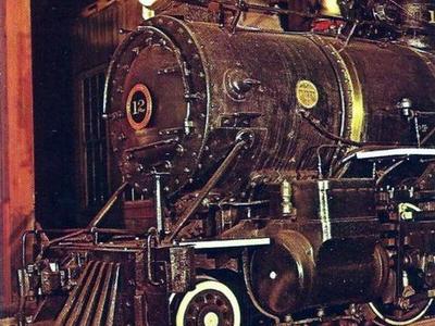 East Broad Top Railroad Engine