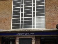 Eastcote Tube Station