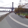 The Promenade Along The East River