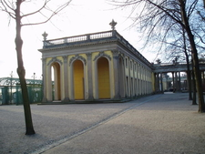East Side Wing Of Sanssouci