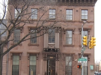Edwin Forrest House