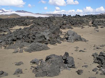 Edziza Lava Field