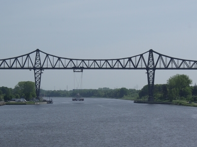 Rendsburg High Bridge