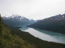 Eklutna Lake And Bold Peak