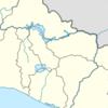 El Chupadero Is Located In El Salvador