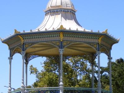 Elder  Park  Rotunda  Adelaide