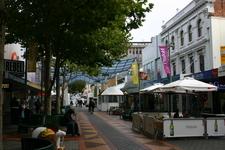Elizabeth Street Mall - Collins Street End