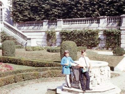 Elms  Mansion Gardens