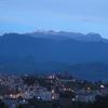 Nevado Del Ruiz As Seen From Manizales
