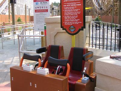 El Toro Test Seat