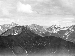 Endicott Montañas