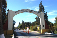 The Principal Entrance Of Saltillo Unit