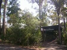 Entrance To Brisbane Forest Park
