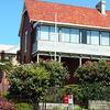 Entrance To Newcastle Grammar School