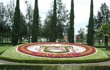 UDLAP's Coat Of Arms Garden