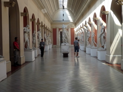 The Collection Of Plaster Copies